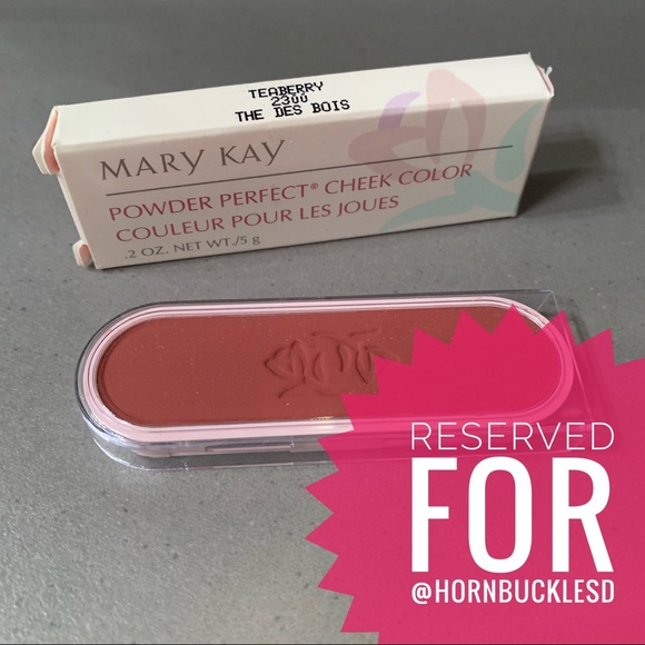 Mary Kay Other - Mary Kay Teaberry Blush